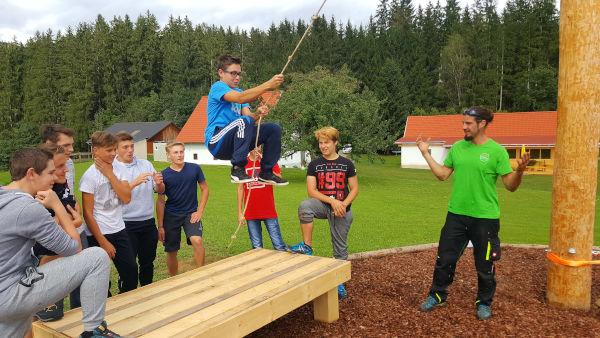 Lehrlings-Camp